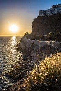 zachód Słońca na Wyspach Kanaryjskich